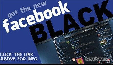 Facebook Change Color virus instantâneo