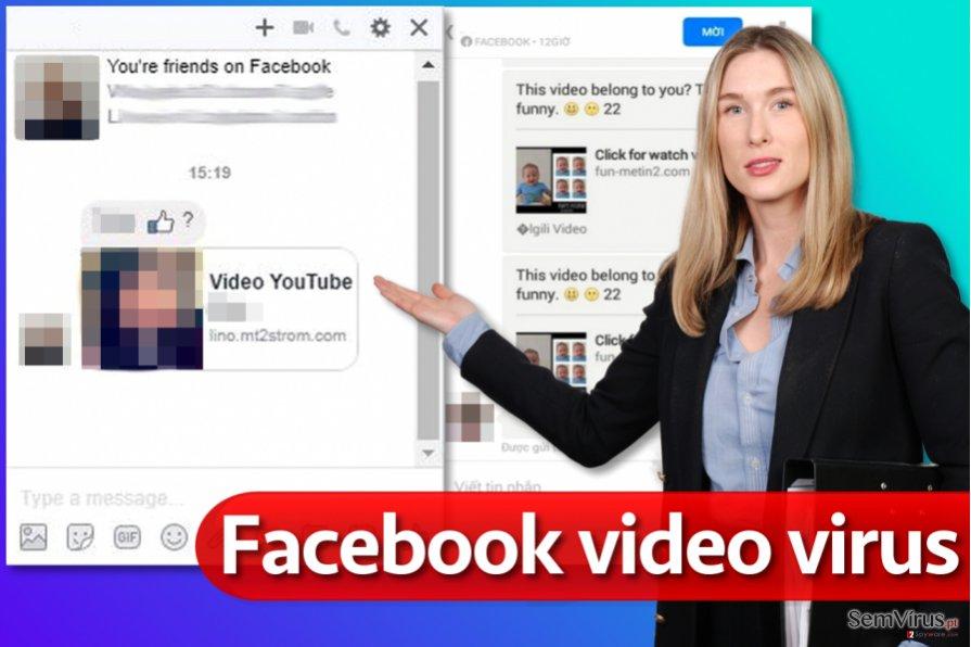 Vírus vídeo de Facebook