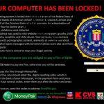 FBI Virus Black Screen instantâneo