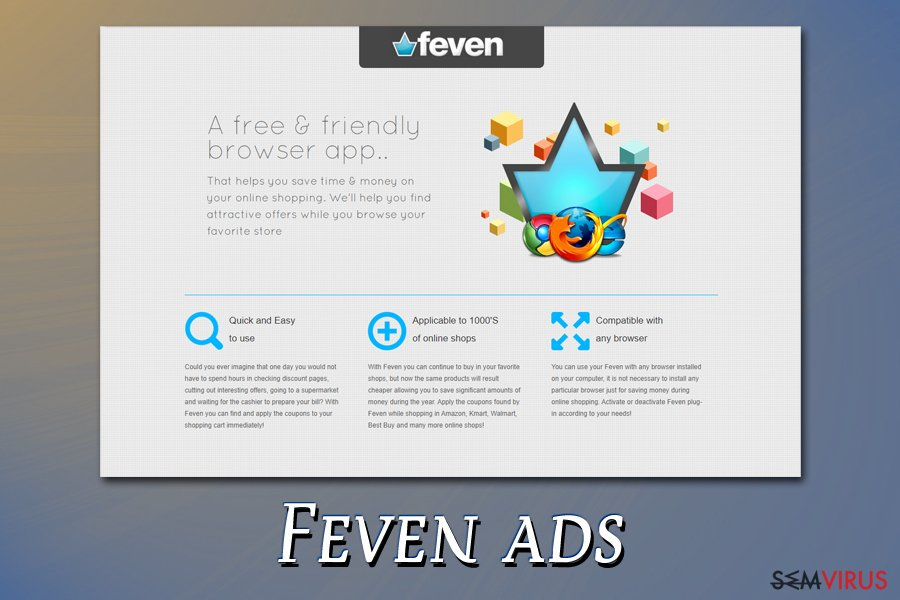 Feven ads