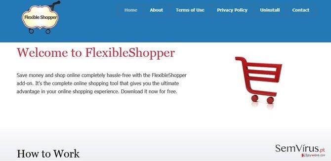 FlexibleShopper anúncios instantâneo
