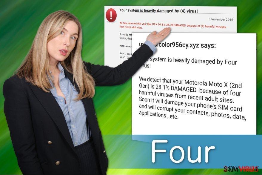 Vírus Four