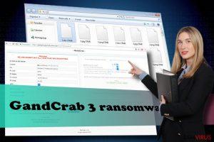 Ransomware GandCrab 3