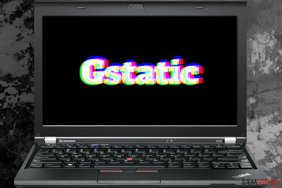 Vírus Gstatic
