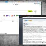 MapsGalaxy toolbar instantâneo