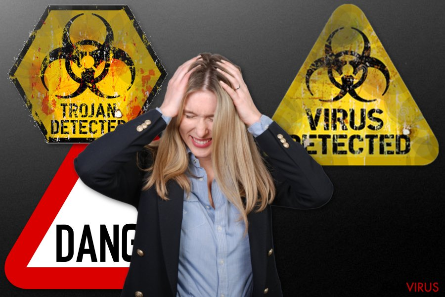 Vírus Presenoker