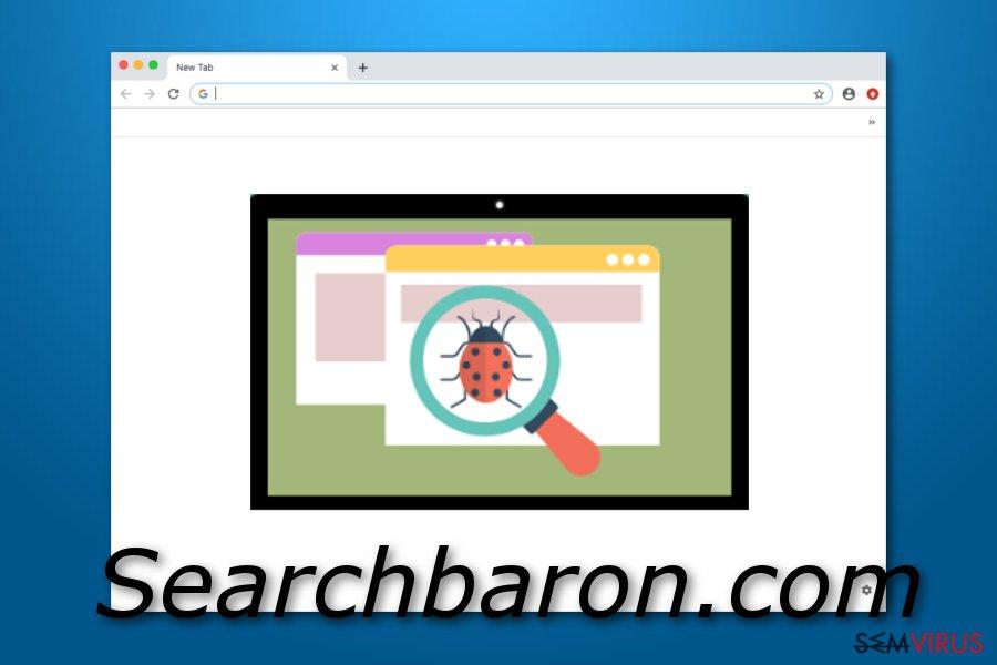 PUP Searchbaron.com