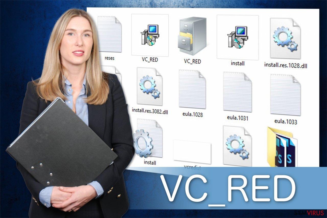Ilustração do ficheiro VC_RED